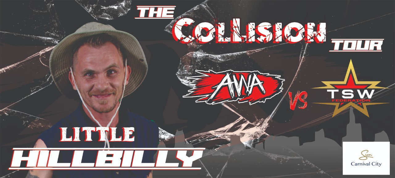 Little Hillbilly joins the Collision Tour