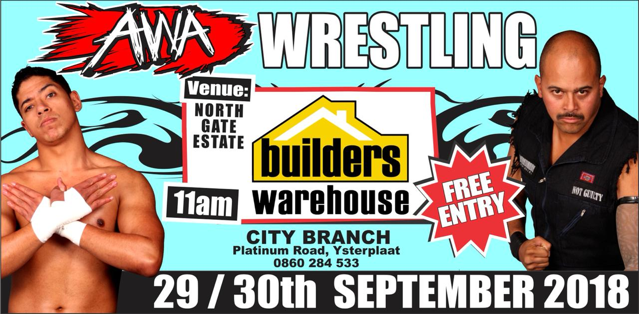 Builders Warehouse Bash Day 2