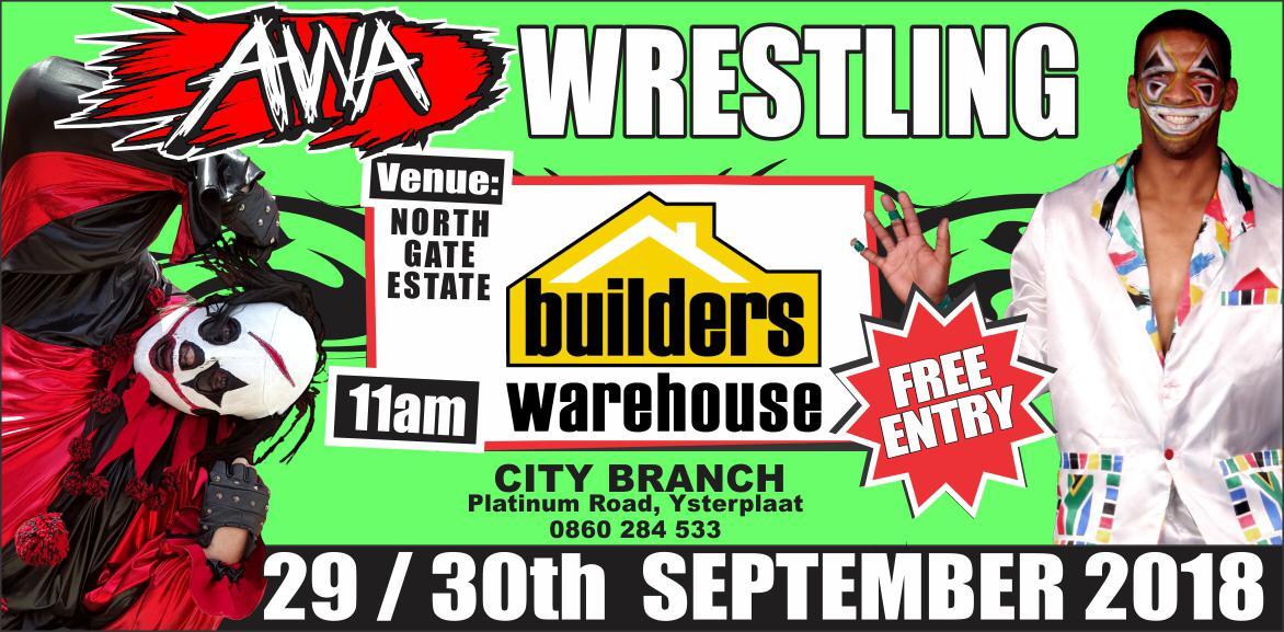 Builders Warehouse Bash Day 1