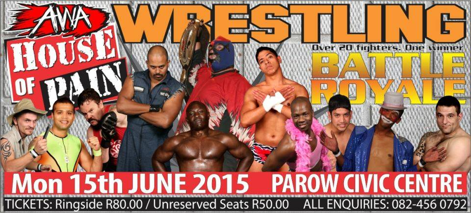 House of Pain - 15 June 2015